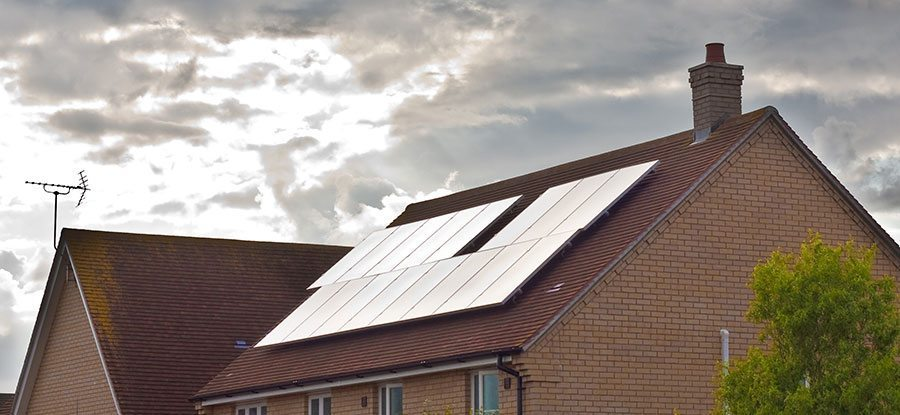 Solar PV Panels in Staffordshire