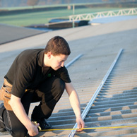 solar panel installation Staffordshire