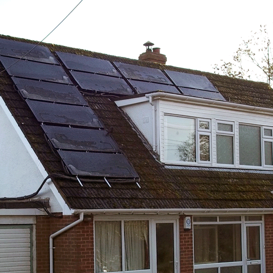 Thermodynamic Panel Solar Assisted Heat Pump Systems