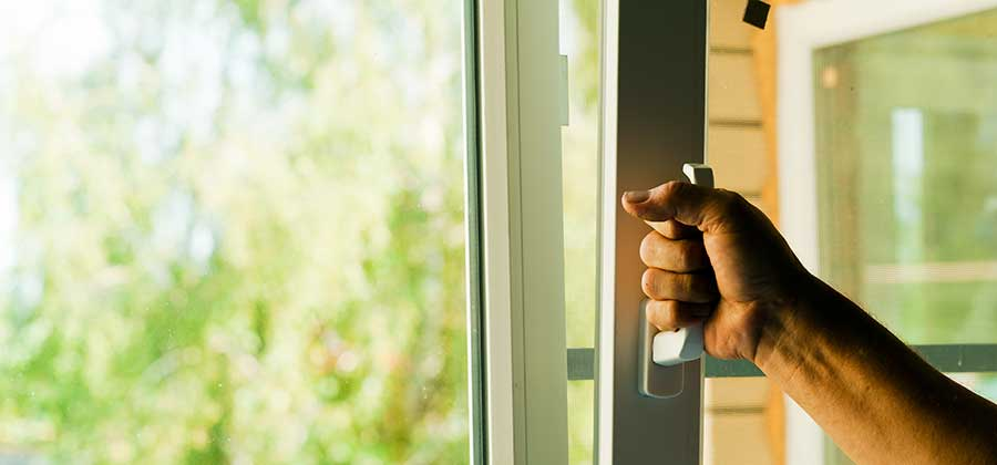 Argon-filled glazed windows will save you money and heat