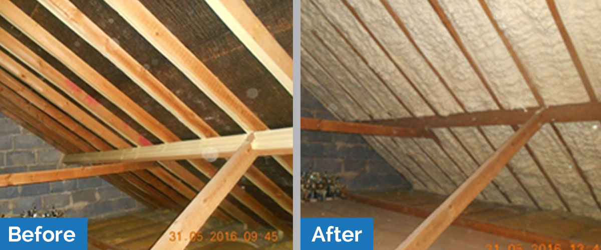 Keep Your Home Warm With Spray Foam Loft Insulation