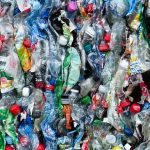 Supermarket vouchers to recycle plastic bottles