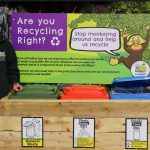 Dudley Zoo recycling