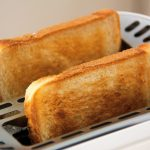 Toast is a surprising culprit in causing home pollution