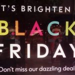 How to go green on Black Friday