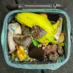 Food waste 'causes more greenhouse gases than planes'