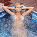 Switch on to solar heating for your hot tub